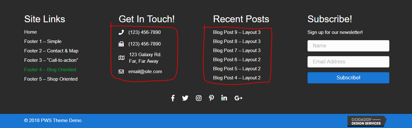 Content-Heavy Footer 4